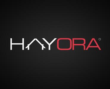 Hayora Logo & Website