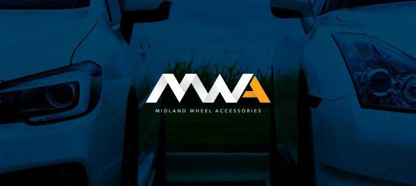 MWA logo design and branding